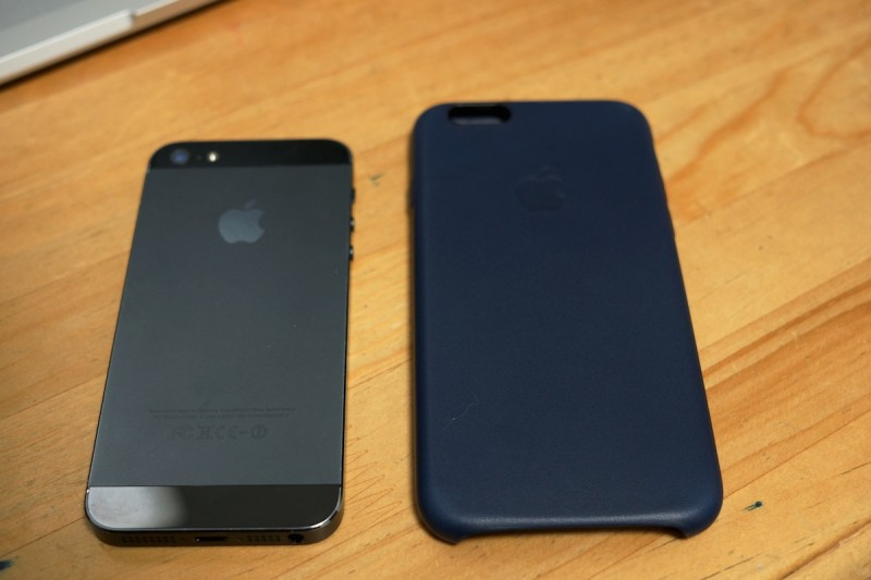 iphone6サイズ比較