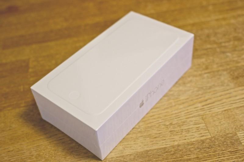 iphone6 外箱